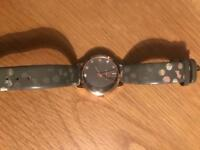 Rose gold radley watch