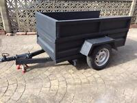 Trailer large 6 x 3 load area