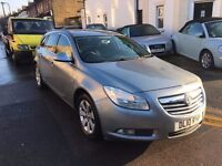 VAUXHALL INSIGNIA SRI 2010 DIESEL ESTATE AUTOMATIC FULL HISTORY 2 KEYS CLEAN LONG MOT HPI CLEAR