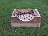 Cat basket/bed