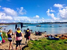Sailing Boat Instructors in the Isles of Scilly
