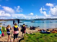Seasonal Boatyard assistant in the Isles of Scilly