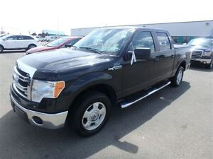 2014 Ford F-150 XLT**CREW CAB** ACCIDENT FREE**3 YEARS WARRANTY*