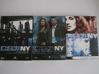 DVD de la série CSI New York