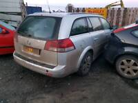 Vauxhall vectra tailgate