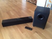 Home surround system