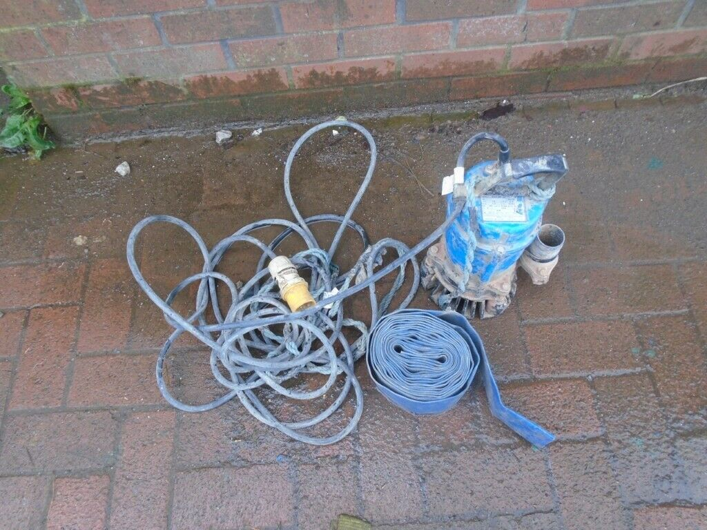 Water Pump And Hose 110 Volts In Heywood Manchester