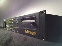 ensoniq mirage essentials kit floppy drive + isf-1 filter