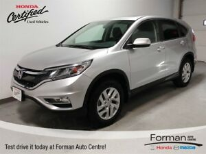 2016 Honda CR-V EX - Certified | Hts. Seats | Bluetooth | Sunroo