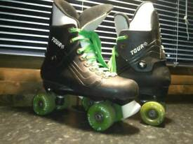 Turbo 3000 in good used condition size 7 can deliver or post!