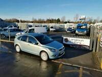 Ford focus titanium mot 18/03/17 full service history with timing belt replacement