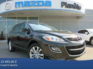 2011 Mazda CX-9 GT CUIR TOIT OUVRANT