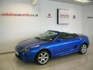2002 MG TF 1.8 135 16v 2dr