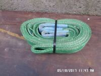 Lifting slings 2 ton ,,,3 metre long in good condition , £2 each,,calls only,