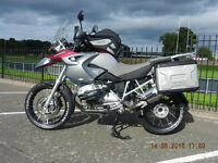 R1200GS 2005 (Head turner - adventure wheels, seats & other extras)