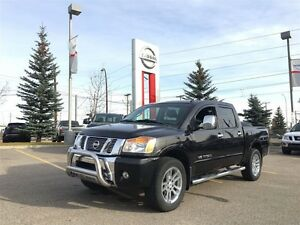 2012 Nissan Titan SL CREW CAB 4X4 LEATHER REMOTE START