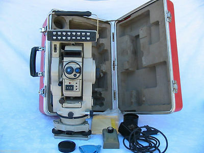 Sokkia Sdm3e10 10 Total Station For Surveying Construction 1 Month Warranty