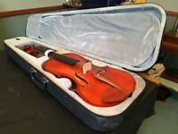 Deluxe Viola with case