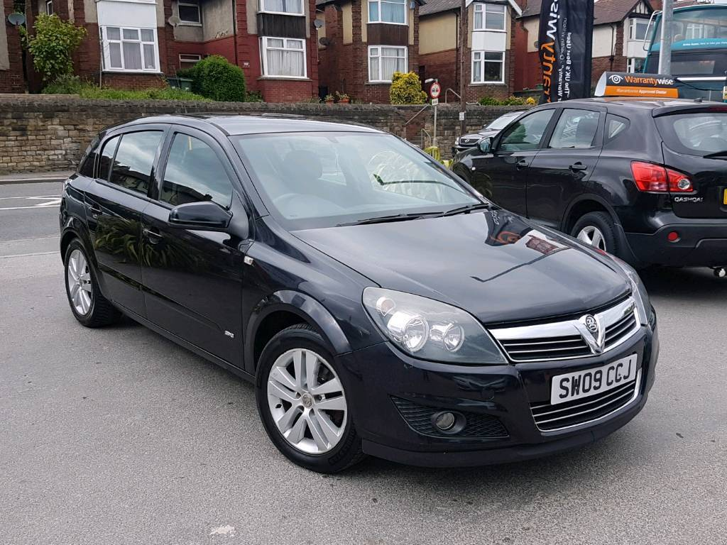 2009 vauxhall astra 1 6 sxi manual 5 door lpg gas black long mot good runner in dewsbury west. Black Bedroom Furniture Sets. Home Design Ideas