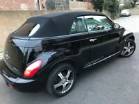 Chrysler PT Cruiser 2.4 Touring Convertible 2dr Petrol Manual RHD,2006,Convertible,HPI clear