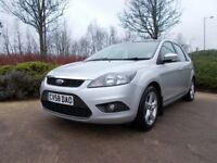 Ford Focus 1.6 Zetec 100 B.H.P 52000 full ford history should be viewd