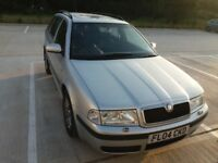 For sale Skoda Octavia 12 months mot service