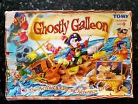 Ghostly Galleon Game