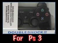 NEW IN BOX DUAL SHOCK WIRELESS CONTROL PAD PS3