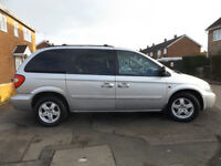 Chrysler Voyager 2.8CRD Executive Diesel