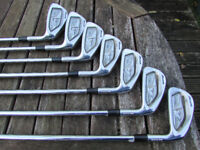 MIZUNO JPX850 forged irons 4-PW excellent condition £200 ONO