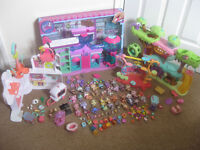 toys-huge bundle littlest pet shop vgc just 50 pounds for all