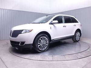 2013 Lincoln MKX LIMITED AWD 20 TOIT CUIR NAVI
