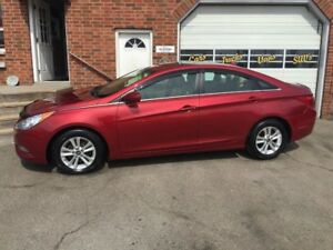 2013 Hyundai Sonata GLS Bluetooth Heated Cloth Clean Car!
