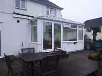 Good condition conservatory 3 x 5 mtrs