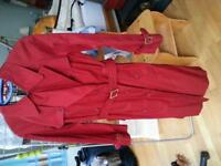 Ladies original Grenfell trenchcoat, size 12*