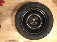 PIRELLI P6000 195 / 55 R 15 84 H Complete Wheel & Tyre As New / Never Used To Fit Rover 420 / 400