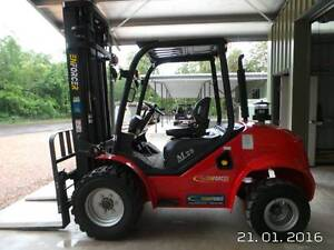 forklift all terain Gray Palmerston Area Preview