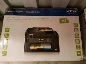 Brother MFC-J5335DW Colour Inkjet Printer A4 with A3 print Print, Copy, Scan, Fax RRP £200
