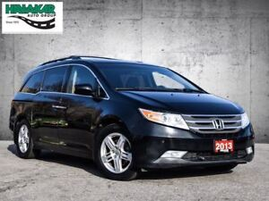 2013 Honda Odyssey Touring with Nav and DVD