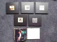 Led Zeppelin - Complete Studio recordings, box set. 10 CD's