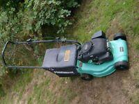 Powerbase PBPM 40P petrol lawn mower 3.5HP Honda OHV engine