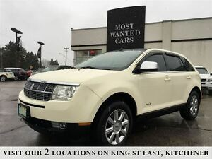 2007 Lincoln MKX 3.5L AWD | CREAM LEATHER | DUAL ROOF