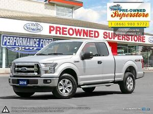 2016 Ford F-150 >>>5.0L ENGINE AND 4X4<<<