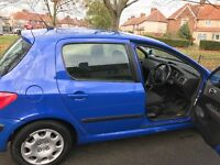 Peugeot 307 1,4 hdi diesel good drive 6 'months Mot