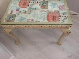 Small coffee table / side table