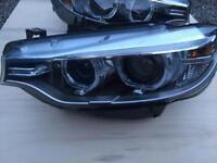 BMW F32 F33 F36 complete xenon headlights
