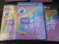 Job Lot 20 x PS2 Game Eye Toy Groove ,still sealed