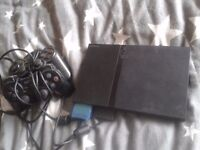 PS2, 16 GAMES, 2 CONTROLLERS, 2 MEMORY CARDS