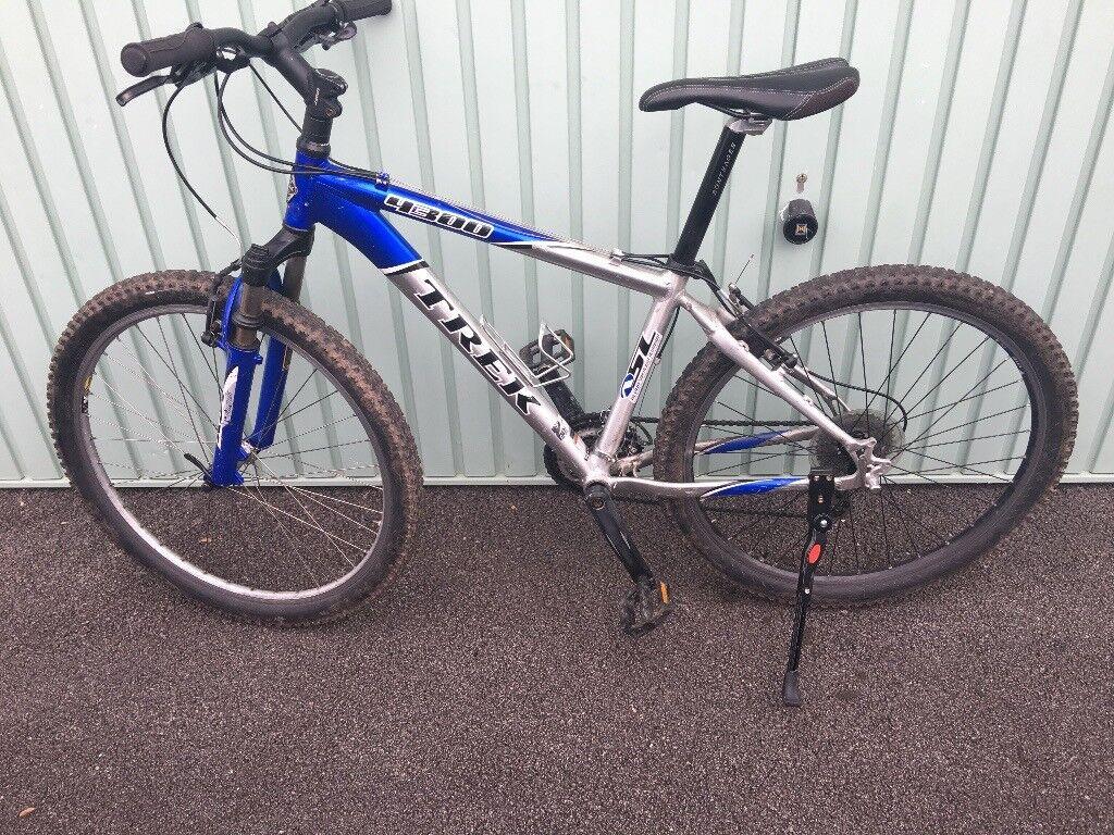 TREK 4300 Mountain Bike , Excellent condition, Lightweight Alpha Aluminium frame