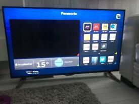 "PANASONIC 48"" SMART 4K UHD 3D BUILT IN FREEVIEW HD"
